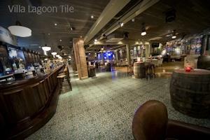 """Havana Cantina"" tile in a UK Pub"