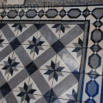 classic pattern estrella cement tile rescued