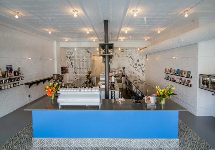 Intelligentsia Design With Cement Tile