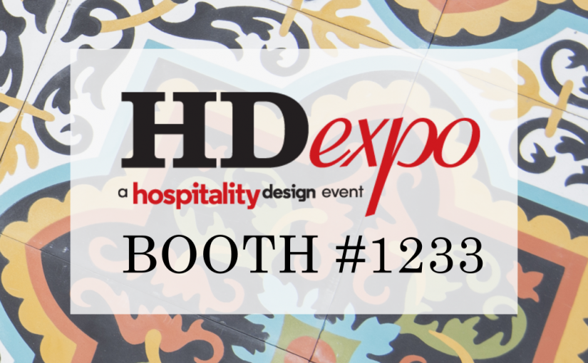 Join Villa Lagoon Tile at the HD Expo!