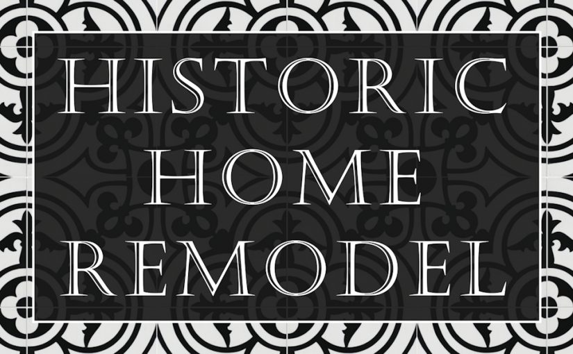 Cement Tile: A Statement-Making Solution for a Historic Home Remodel