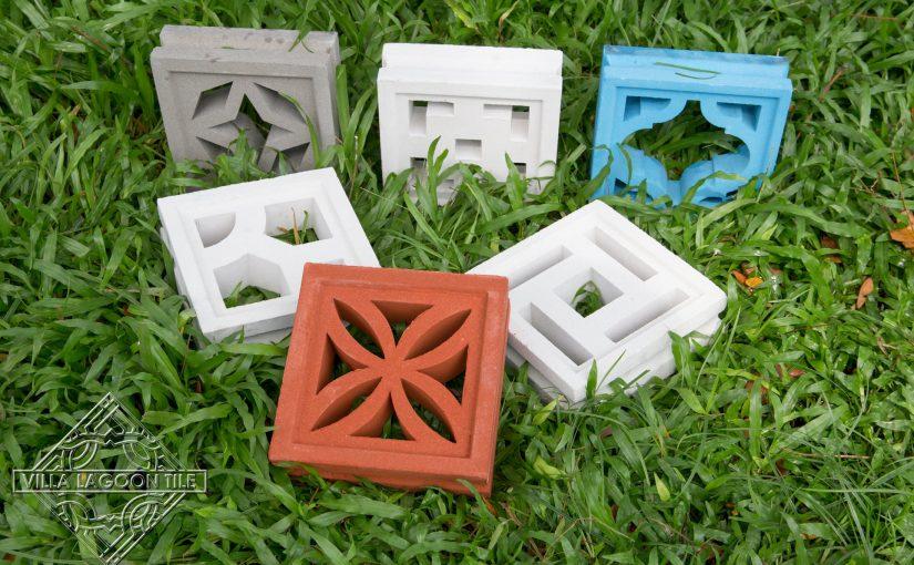 New Breeze Block Collection Reinvigorates Mid-Century Decorative Style