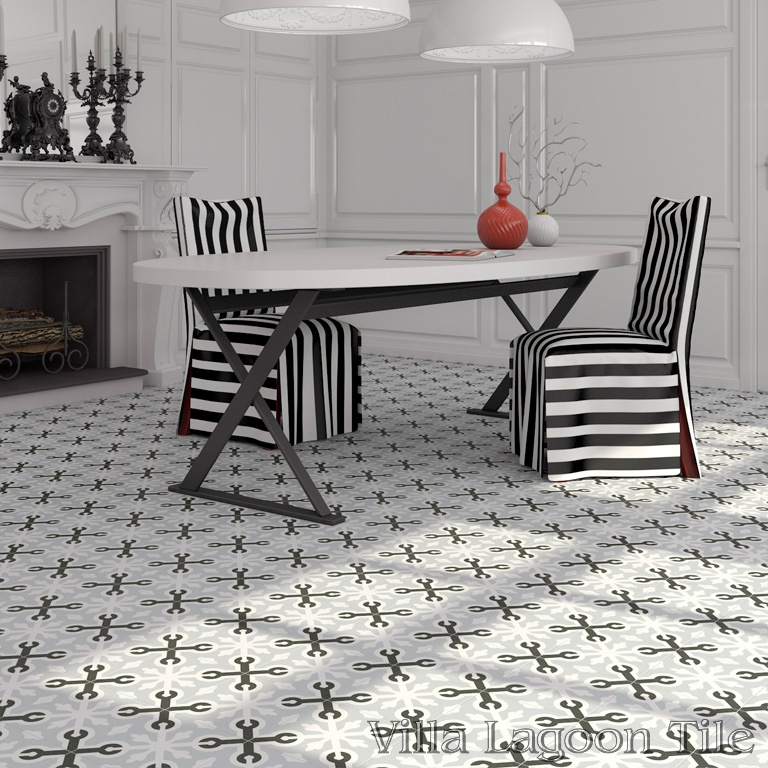 LLagostera Gris on a Dining Room Floor