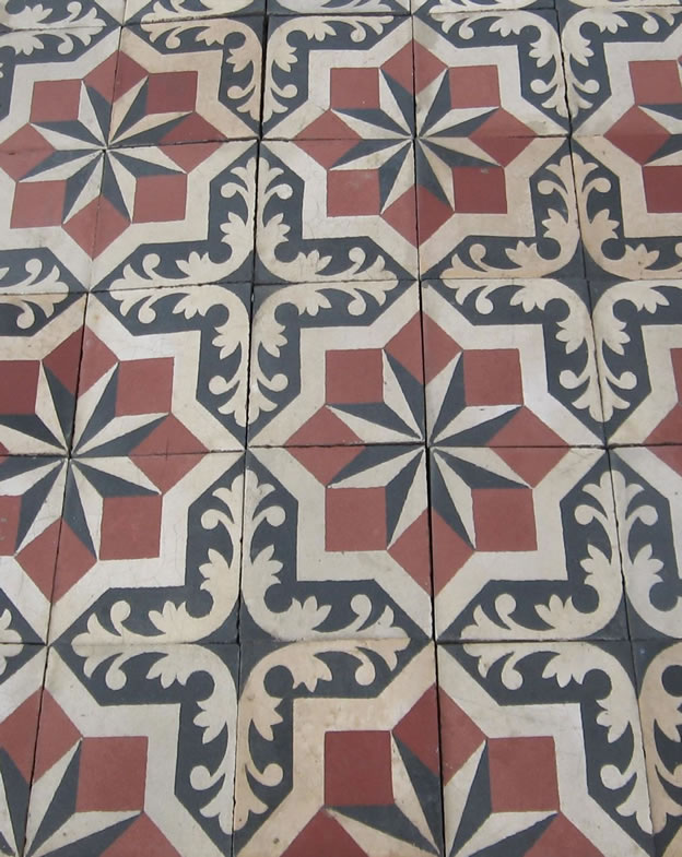 Antique Tile Flooring Techieblogie Info