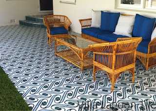 Cement tile in Australia photos
