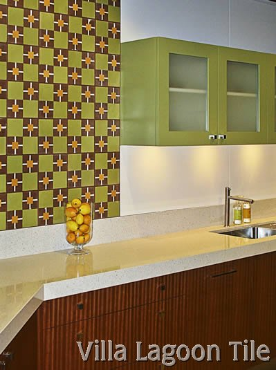 Modern Style Kitchen Backsplash