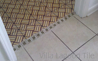 Residential Encaustic Cement Tile Installations Villa