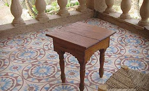 Moroccan cement tile photo gallery images