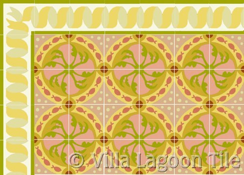 cuban cement tile