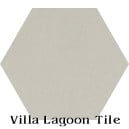 In Stock Solid Hex Limestone Cement Tile