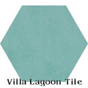 In Stock Solid Hex Bimini Cement Tile