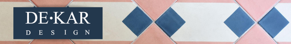 The Dekar Design Cement Tile Series