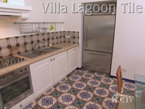 Hgtv House Hunters International Villa Lagoon Tile
