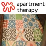 Apartment Therapy, Patchwork Cement Tile