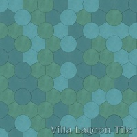 Circle Tile, Single-Color Classic